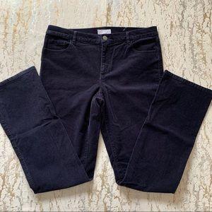 Loft Modern Boot Corduroy Jeans